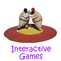 Temple City Interactive Games, Temple City Games Rental