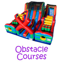 La Mirada Obstacle Courses, La Mirada Obstacle Rentals
